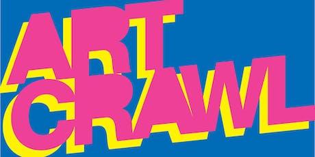 Art Crawl  tickets