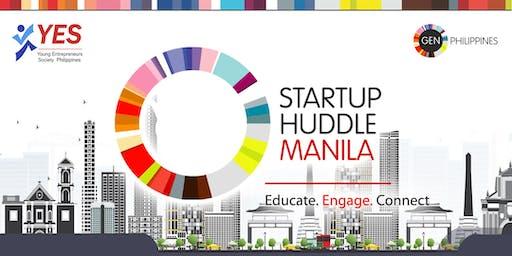 6th Startup Huddle  Manila