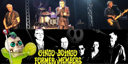 THE VURGE with Oingo Boingo (former members)