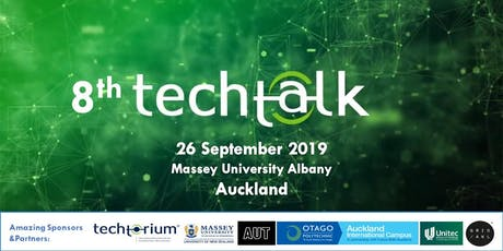 TechTalk @ Massey University Albany - Smart Cities tickets