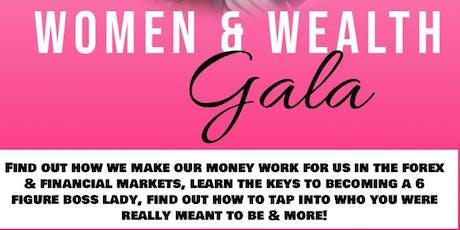 FREE Women & Wealth Gala tickets
