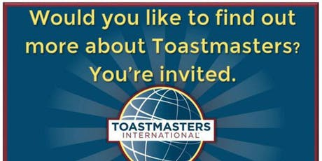 Brunswick County Toastmasters Professional Development Event tickets