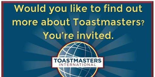 Brunswick County Toastmasters Professional Development Event