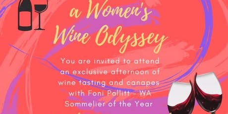 Women's Wine Tasting Odyssey tickets