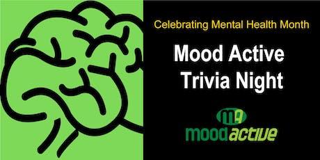 Mood Active Trivia Night tickets