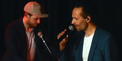 (German) Concert with Eddie Hüneke & Tobi Hebbelmann