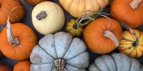 Pumpkin Painting! - Sept 22, 2:00-3:30 tickets