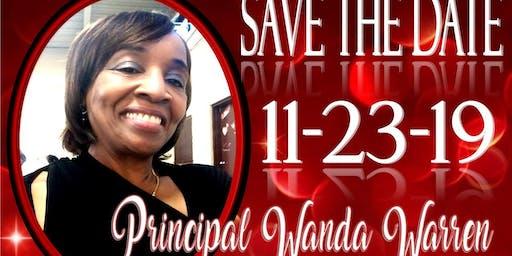 Principal Wanda Warren's Farewell Affair