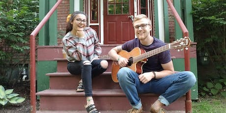 Natalie & Andy Perform at Ledge Rock Hill Winery tickets