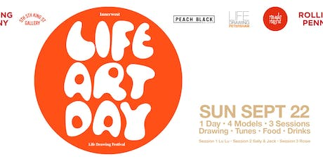 Life Art Day - Inner west tickets