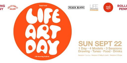 Life Art Day - Inner west
