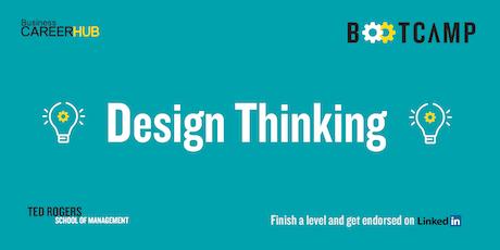 Design Thinking 1-Day Bootcamp  tickets