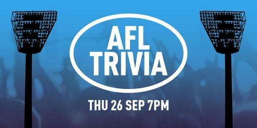 AFL Trivia in BELMONT