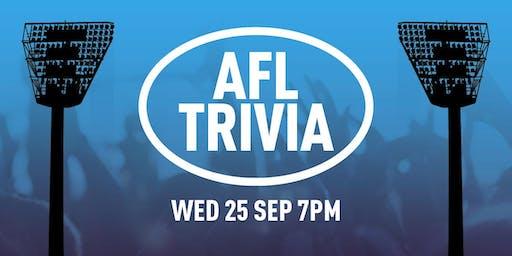 AFL Trivia in BALLARAT