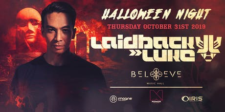 Laidback Luke | IRIS Presents HALLOWEEN | Thursday October 31 tickets