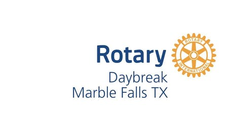 2019 Marble Falls Daybreak Rotary - Sporting Clays Shoot tickets