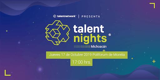 Talent Night Michoacán Octubre 2019