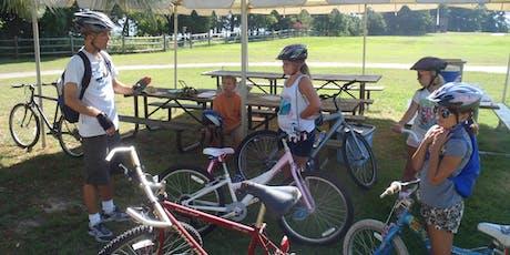 Bike Safety Quest - Kids learn Bike Safety tickets
