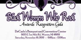 Black Women Who Rock Awards Gala