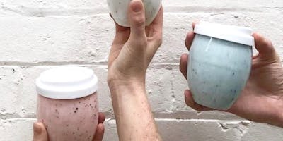 PERSONALISE YOUR OWN KEEP CUP WORKSHOP at the Art & Design Alley curated by Hypmotive hub