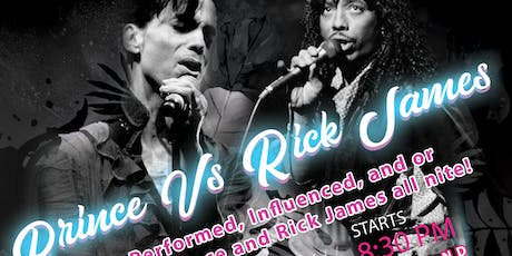 Main Source Real Estate Presents: The Good Vibe Prince vs Rick James tickets