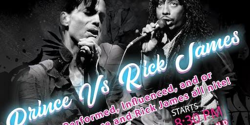 Main Source Real Estate Presents: The Good Vibe Prince vs Rick James