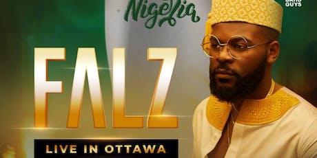 FALZ LIVE IN OTTAWA | NIGERIAN INDEPENDENCE tickets