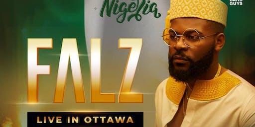 FALZ LIVE IN OTTAWA   NIGERIAN INDEPENDENCE
