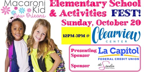 Elementary School and Activities Fest tickets