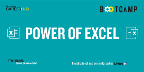 Power of Excel BM - Level 3 tickets