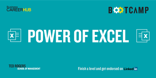 Power of Excel BM - Level 2