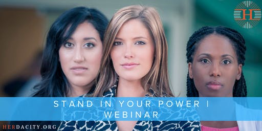 Stand in Your Power | Webinar