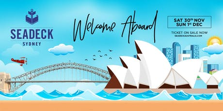 Seadeck Sydney  Saturday Cruise tickets