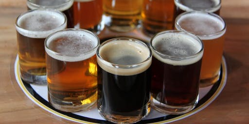 LOCAL CRAFT BEER TENT TASTING