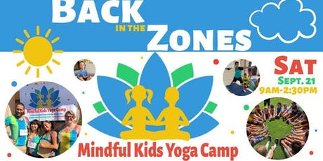 Mindful Kids Youth Camp and Teacher Training tickets