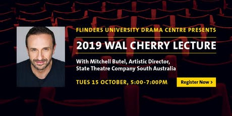 2019 Wal Cherry Lecture | Mitchell Butel, Artistic Director, STCSA tickets