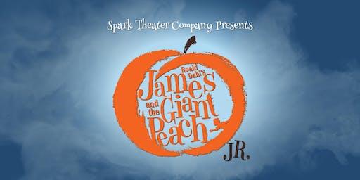 James and the Giant Peach, Jr - Thursday