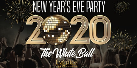 """New Year's Eve Party """"The White Ball """" tickets"""