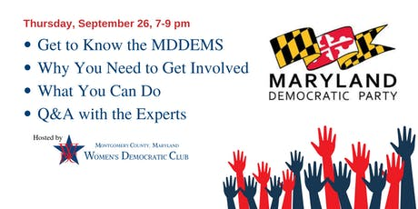It's Your Party! MDDEMS  - What to Know & What to Do tickets