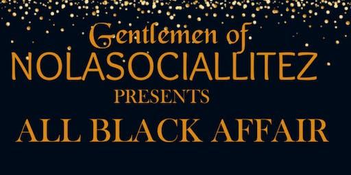 All Black Affair
