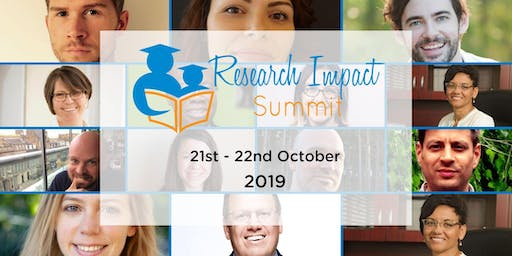 Research Impact Summit 2019