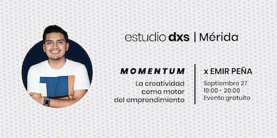 Momentum   La creatividad como motor del emprendimiento