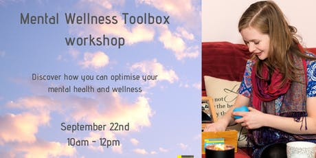 Mental Wellness Toolbox tickets