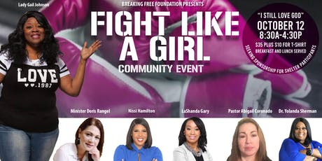 Fight like a Girl : FLAG2019 : Lady Gail Johnson tickets