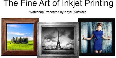 Short Format Fine Art Printing Workshop Melbourne tickets
