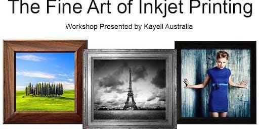 Short Format Fine Art Printing Workshop Sydney