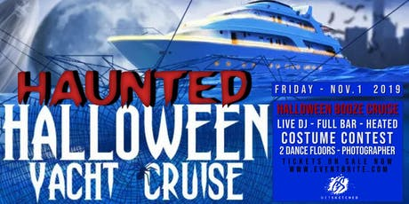 Haunted Halloween Yacht Cruise tickets