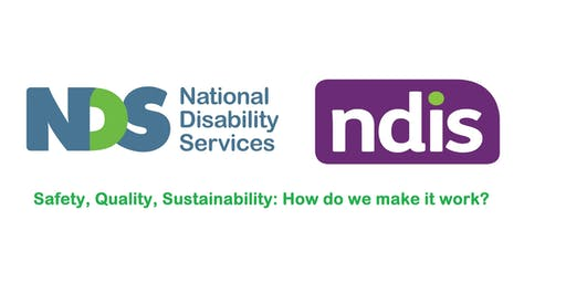 NDS and NDIA Information Sharing Session: Toowoomba