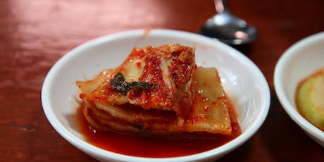 Spice It Up With Kimchi! tickets