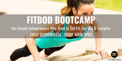 FitBod Bootcamp: Get Fit | Get Out | Socialise